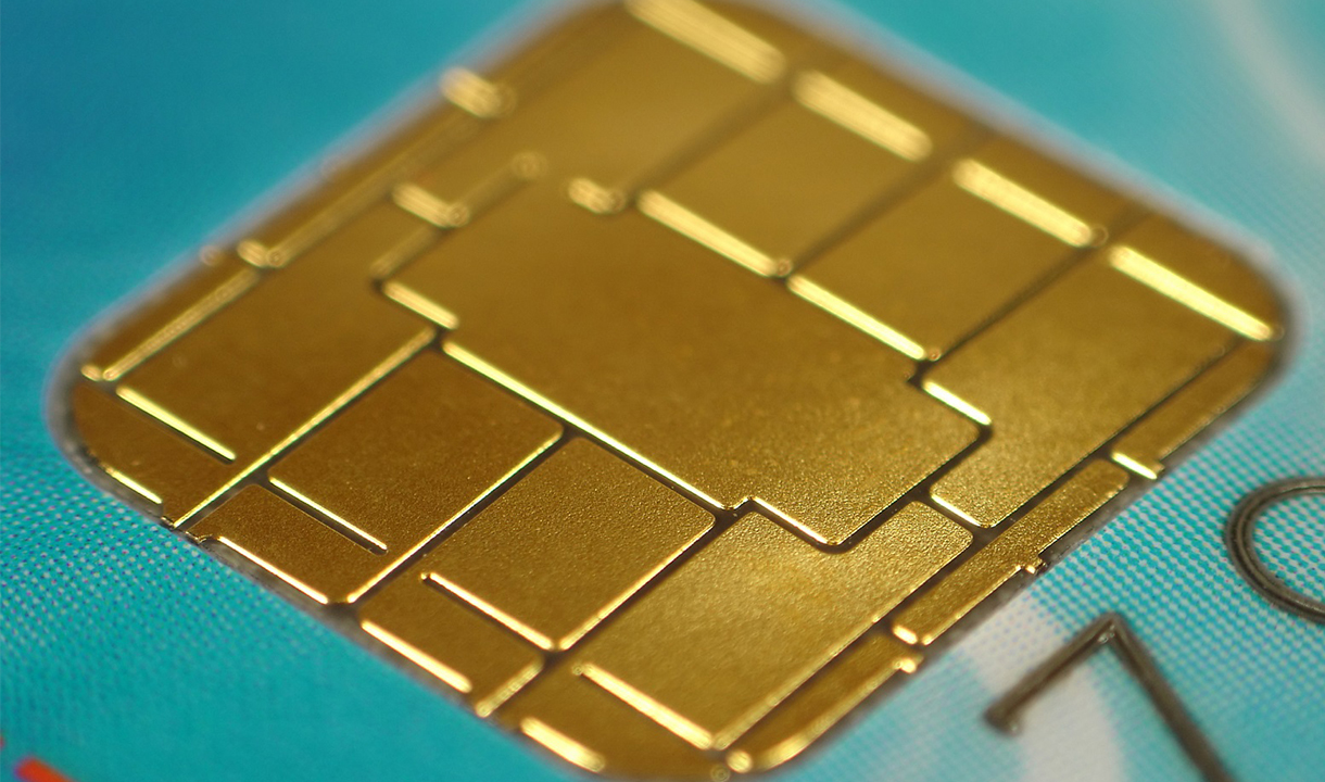 Credit Card Chip Supported by Elavon's Chip Card Acceptance